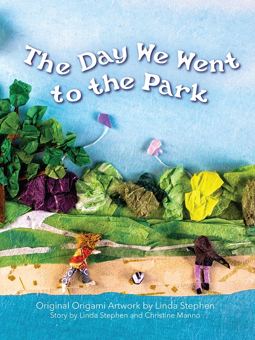 "Picture book cover ""The Day We Went to the Park"" by Linda Stephen and Christine Manno (Handersen Publishing, February 2020)"