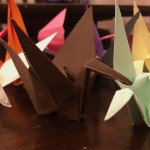 1000 cranes of healing Lincoln